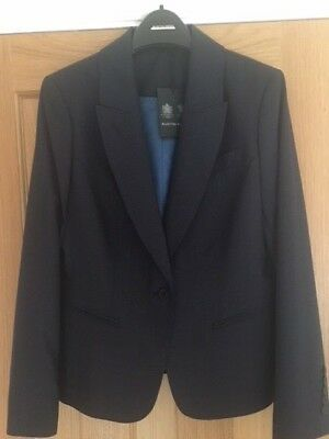 Austin Reed Womens Suit - Size 12 - Pure Wool