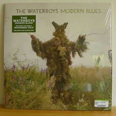 The Waterboys - Modern Blues / 2Lp