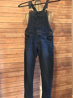 Girls Fab Kids Overalls Size 10