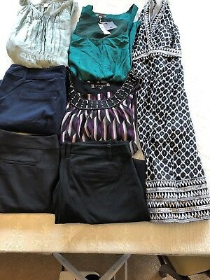 7 items Women's Job Lot Clothes Size 16 , Monsoon, Gap, Principles, Red Herring