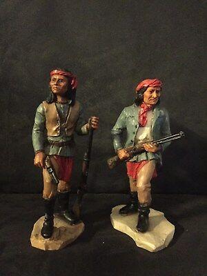 castagna -  Geronimo (184) / Cochise (196)  - Western Collection -