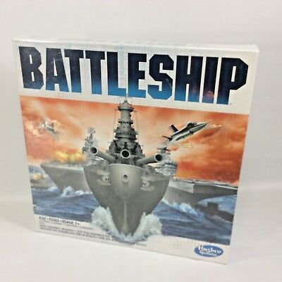 Battleship Hasbro Gaming Two Players Factory Sealed French and English Packaging