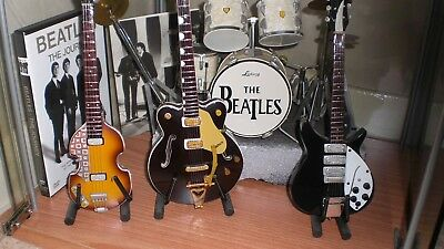 The Beatles stage set-up Display-Unique.all with original boxes.Fab.