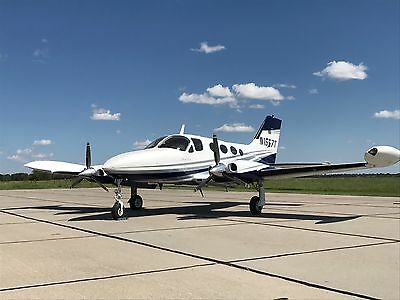 1972 Cessna 414 for sale or trade