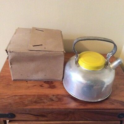 Vintage Sirram kettle / teapot or coffee pot picnic set accessory boxed complete