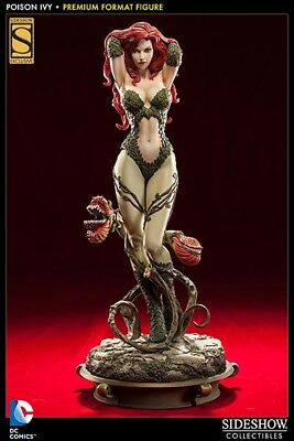 Sideshow Collectibles Poison Ivy Premium Format Exclusive PF EX NEU OVP Sold Out