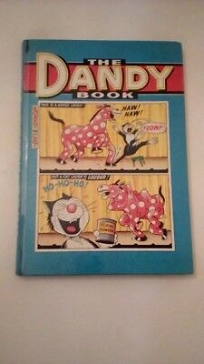 The Dandy Book 1965 Annual Excellent Condition