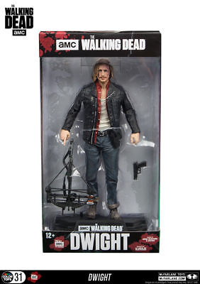 The Walking Dead TV Color Tops Actionfigur: Dwight McFarlane Toys 18 cm Neu/Ovp