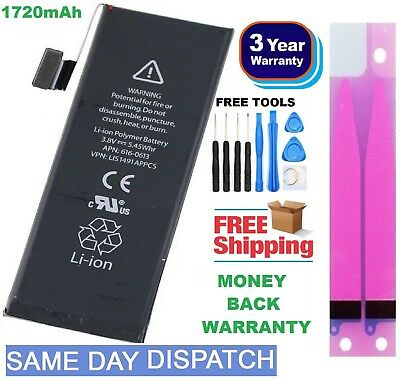 New Iphone 6S New Genuine OEM Replacement battery for 1715mah with FREE TOOLS