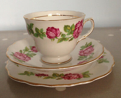 Vintage Royal Vale China Trio