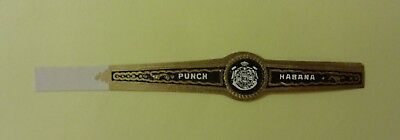 """For Sale: OLD COLLECTIBLE CIGAR BAND, """"PUNCH # 47"""", B147"""