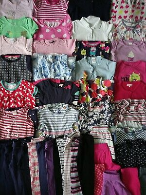 Massive Girls Clothes Bundle 3 - 4 Years/Over 40 Items