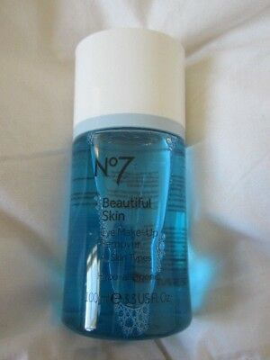 BN Boots No7 Eye Duo - Eye Makeup Remover & Advanced Eye Cream (RRP £26)