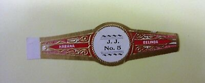 """For Sale: OLD COLLECTIBLE CIGAR BAND, """" BELINDA # 21"""", B168"""