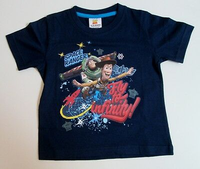 JOB LOT OF 34 - Toy Story Kids T-Shirt - Space ranger! - 18 to 24 Months - NWT