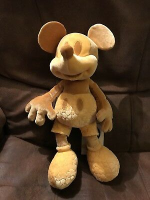Mickey Mouse Memories Disney Plush Soft Toy Limited Edition 2 of 12