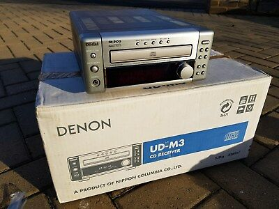 Denon UD-M3 CD Receiver Hi-Fi Stereo Audio System CD Player