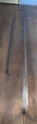 Rare Solid Bronze Not Brass Staircase Handrail Banister Parts