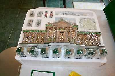 Ramsford Palace Set of 17 Department 56 Dickens Village Series New in Box 58336