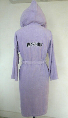 Harry Potter Authentique Collector Annee 2001 Peignoir Taille 164/170 - Top Etat