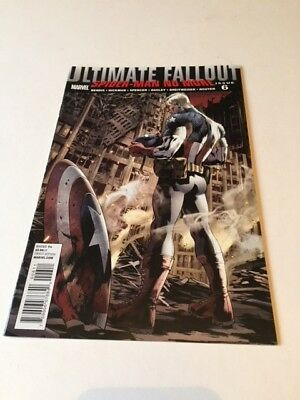 Ultimate Fallout Spider-Man No More #6 VFN/NM (2011)