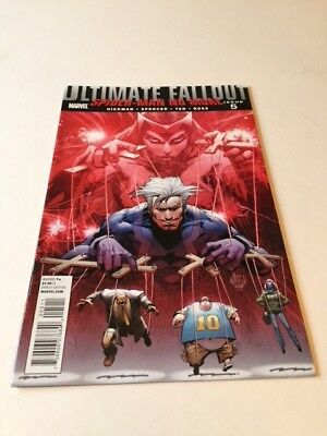 Ultimate Fallout Spider-Man No More #5 VFN/NM (2011)