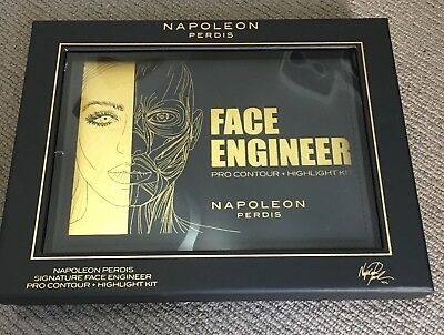 Napoleon Perdis Face Engineer Highlight And Contour  Brand New