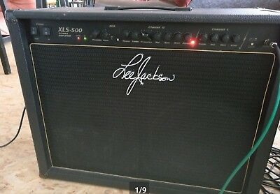 "Lee Jackson XLS 500 2x12""Combo Made in USA"