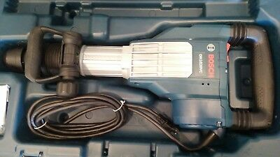 Bosch DH1020VC 15 Amp SDS MAX Demo Demolition Hammer 17 ft/lbs Made in Germany