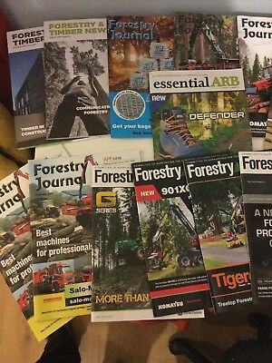 Forestry Journal Magazines