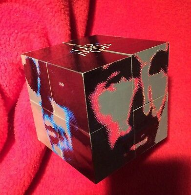 U2 POP Rubic CUBE Official Promo Item