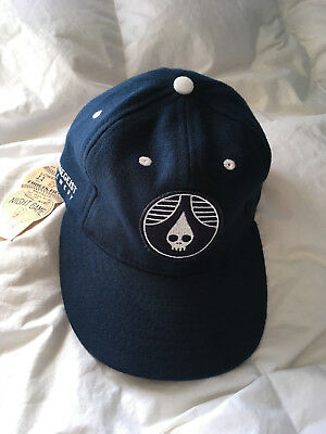 Rhinegeist Brewery Baseball Hat - Blue Flannel - New with Tag
