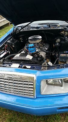 1983 Ford Thunderbird  83 ford Thunderbird 302 5.0