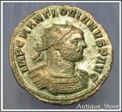 Florian 276 AD **FULL DETAILS**VERY RARE** Ancient Roman Coins