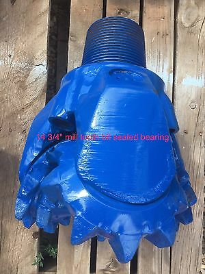 "14 3/4""Mill Tooth Tricone Drill Bit  Oil, Gas and Water Drilling"