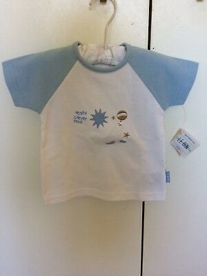 baby boy's top- Le Bon, size 00, NEW with tags