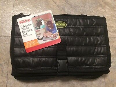 Nuby On The Go Changing Pad - New! Free Shipping!