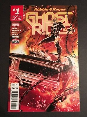 Marvel Ghost Rider 1 2017 NM