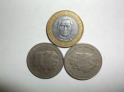 Coin From  Dominican Republic Circulated