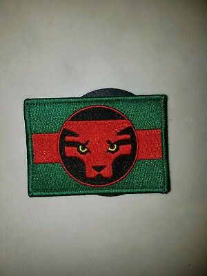 New BLACK PANTHER WAKANDA Flag Patch MARVEL UNLIMITED EXCLUSIVE
