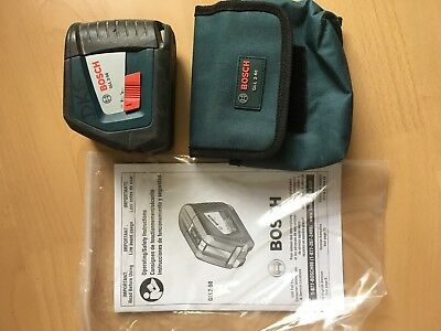 Bosch Professional Laser Level GLL 2-50 with Soft Case
