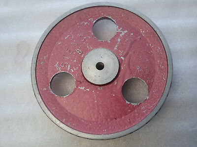 "Brand New Made In Australia Stenco Aluminum Pulley 8"" V Groove"
