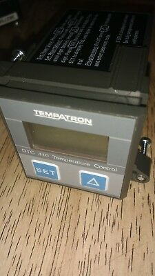 Tempatron On/Off Temp Controller, 48 x 48 Thermocouple In PT100, 240V ac