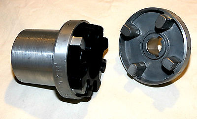 HYDRAULIC PUMP COUPLING FOR BG 2, Star Coupling D=24 mm - 1:8