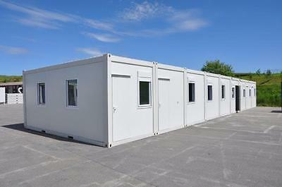 New Portable Buildings - 10 / Ten bay modular office, site accommodation