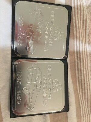 1988 Holden Employees Coasters