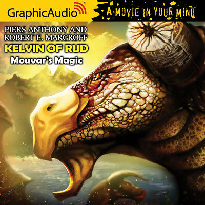 Kelvin of Rud series(5 books) By Piers Anthony-NO CD-MP3_AUDIOBOOK