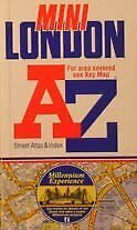 A to Z of London Mini Street Atlas, Geographers' A-Z Map Company, Used; Good Boo