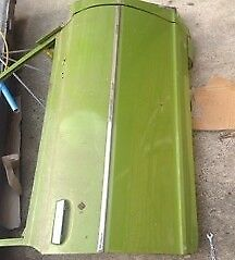 "lj torana 2 door ""rh door"" MOULD ONLY  may suit gtr or xu1 coupe"