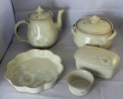 Bundle Of Denby Daybreak Kitchen Serving Dishes ##BARTS29SE